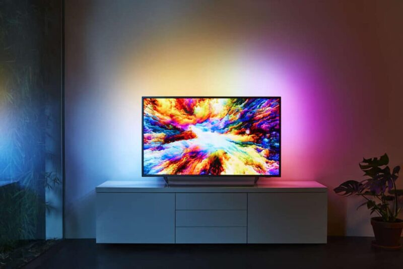Philips 7300 series 4K UHD LED TV LED con Android 75PUS7354
